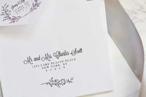 EASY PRINTABLE ENVELOPE TEMPLATE