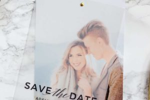 MAKE THESE CUTE SAVE THE DATES FOR FREE!