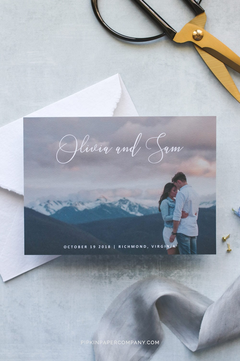 Are Save The Dates Really Necessary Pipkin Paper Company