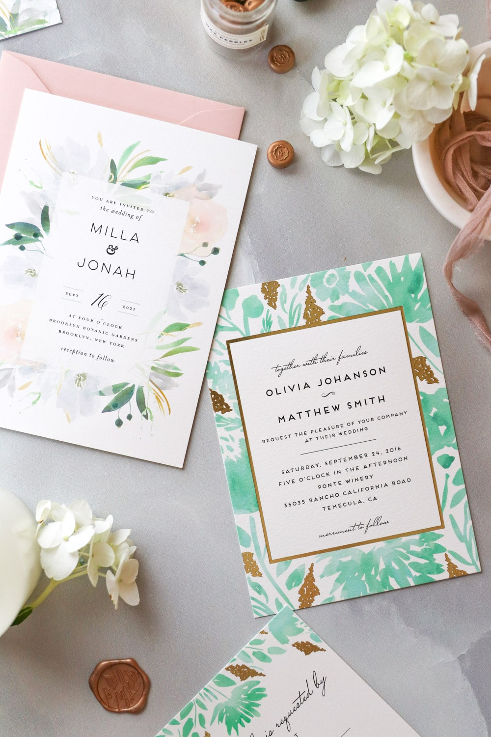 Minted Wedding Website.A Minted Wedding Invitations Review Aka What We Honestly Think Of