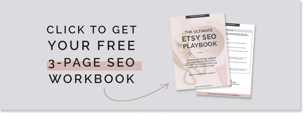 The Ultimate Etsy SEO Strategy for 2019 | Pipkin Paper Company